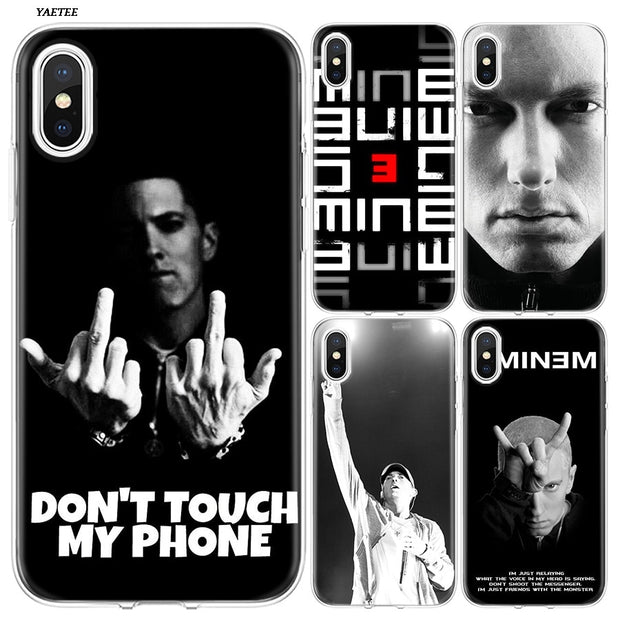 cover iphone se eminem