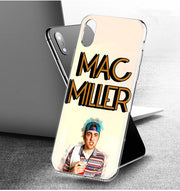 YAETEE Macs Miller Silicone Case Cover Hull Shell For Apple IPhone 7 8 6 6s Plus X 5 5S SE 5C