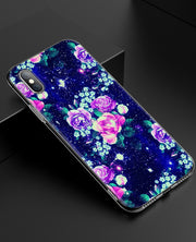 YAETEE Flower Silicone Phone Case For Apple IPhone 6 6S 7 8 Plus X 10 XS MAX 5 5S 5C SE XR Fashion Soft Printing Cover Coque