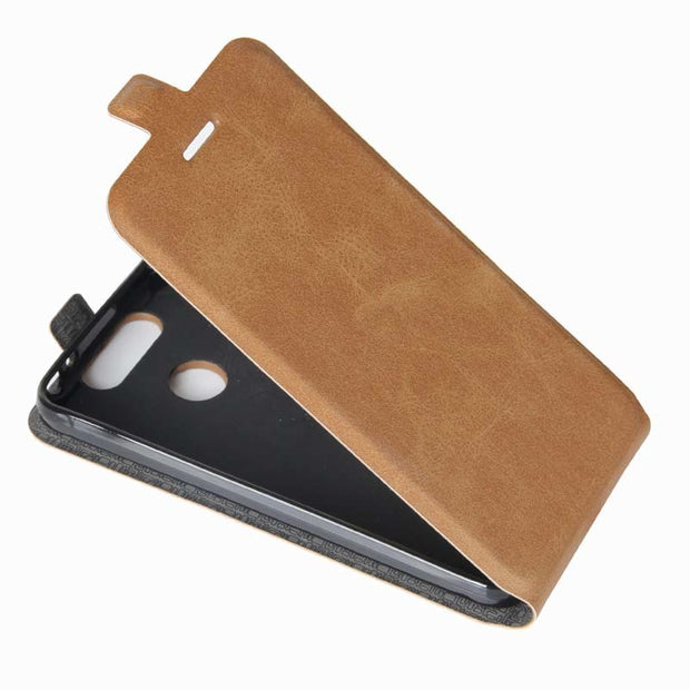 YINGHUI Luxury Elegant Magnetic Flip Pu Leather Phone Case For Zte V8 Mini
