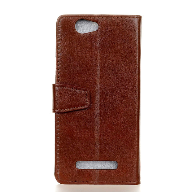 YRFF Case For Wileyfox Swift 2X 2 Classic Flip Leather Phone Cases Cover For Wileyfox SPARK X SPARK Plus Phone Wallet Holster