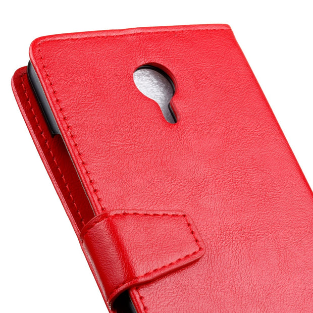 YRFF Fashion Classic Flip Leather Phone Cases Cover For MeiZu M3 M3S Case For MeiZu M3 Max M3 Note Wallet Case