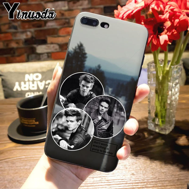 info for 8ba95 3ac82 Yinuoda Actors Thomas Sangster Hot Sale Fashion Luxury Cover Phone ...