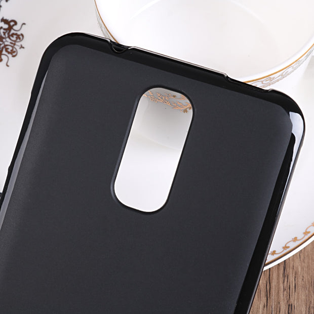 Yisisource Case For Capa BQ Mobile BQS 5520 Mercury Silicone Pudding Soft Cover For BQ 5520 Mercury Phone Back Coque 5.5''