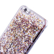 Yokata Quicksand PC Case For IPhone 6 6s Plus Case Hard Anti Knock Cover Glitter Bling Funda For IPhone 6 6s Plus Back Cover