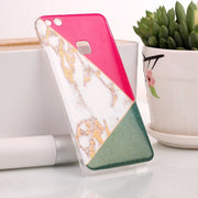 For Huawei P10 Lite Phone Case 5.2 For Coque Huawei P10 Lite 2017 Ultra Thin Cover Case Silicon Back Covers Marble TPU Soft