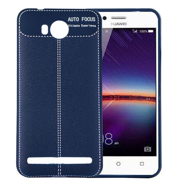 For Huawei Y3ii Case / Y3 Ii 2 LUA L21 U22 A22 Case Phone For Huawei Y 3ii  / Y 3 II 2 LUA-L21 LUA-U22 LUA-A22 TPU Leather Cover
