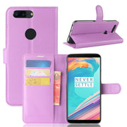 For OnePlus 5 A5000 Wallet Phone Case For OnePlus 5T 5 T A5010 Flip Leather Cover Case With Stand Etui Fundas>