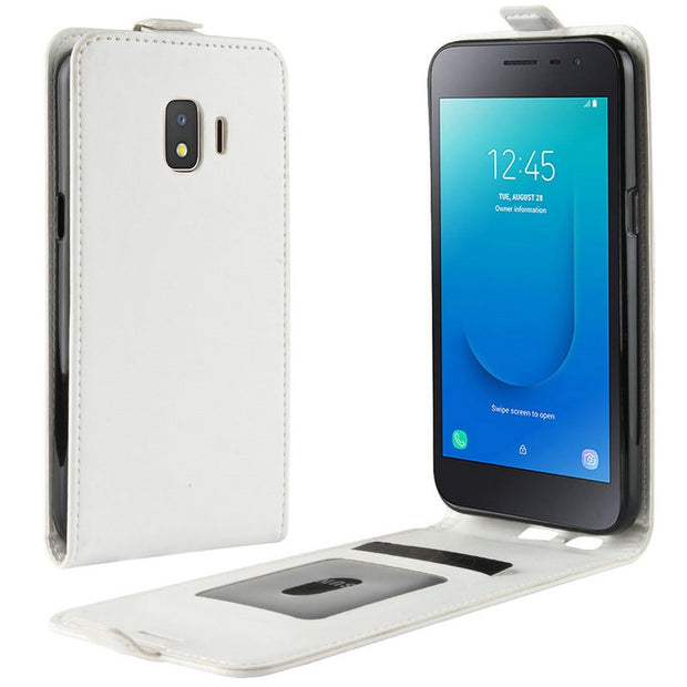 For Samsung Galaxy J2 Core Flip Leather Case For Samsung