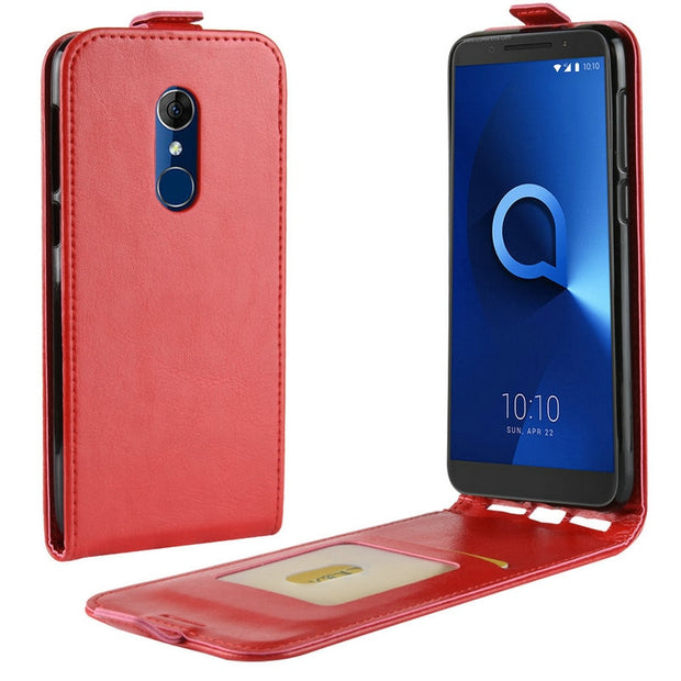 timeless design a6ed3 e27f2 For Alcatel 3 5052 5052D 5052Y 5.5