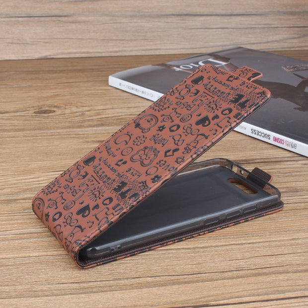 Mobile Phone Holster Cover Case For ZTE Blade V8 Phone Case Cover For ZTE V889M V987 Z9 Max A610 A510 Phone Bag Case