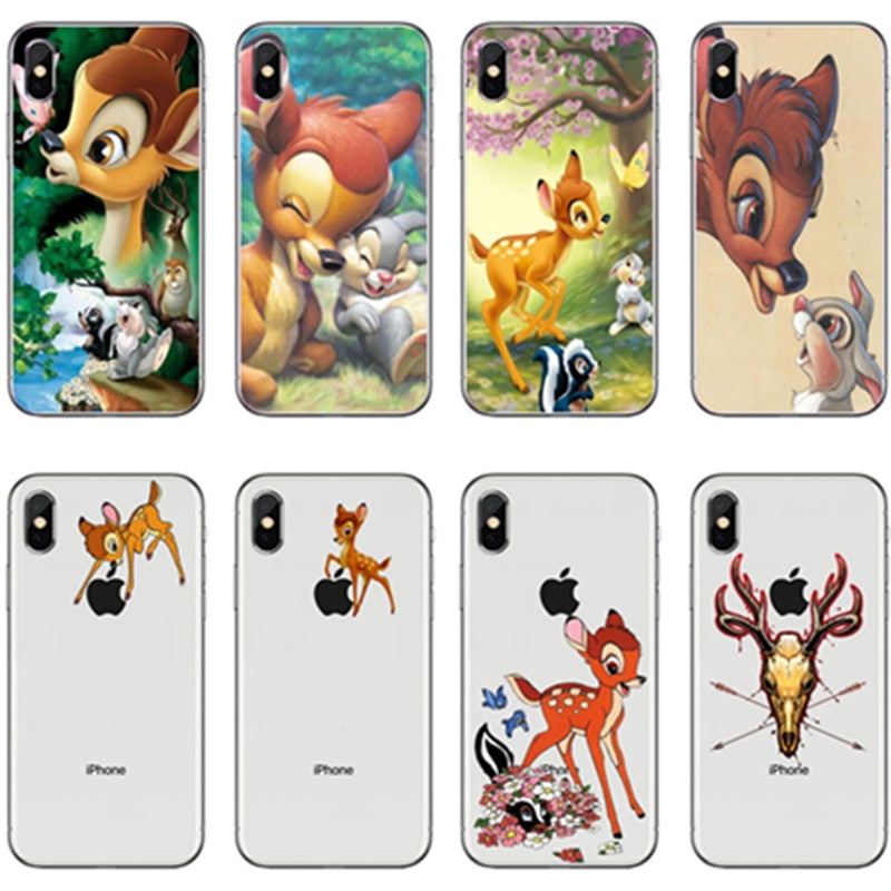 bambi iphone 8 plus case