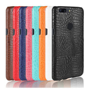 Subin For OnePlus 5T Case Retro Luxury Crocodile Skin Protective Cover For OnePlus 5T Five High Quality Phone Bag Case