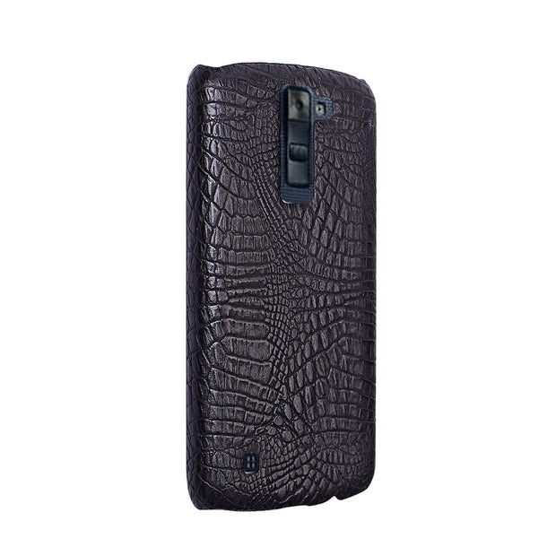 Subin New Arrival For LG K8 Case Luxury Crocodile Skin Protective Cover For LG K8 Lte K350 K350E K350N 5.0inch Phone Bag Case