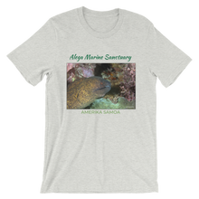 Moray Eel in its habitat at Alega Unisex T-Shirt