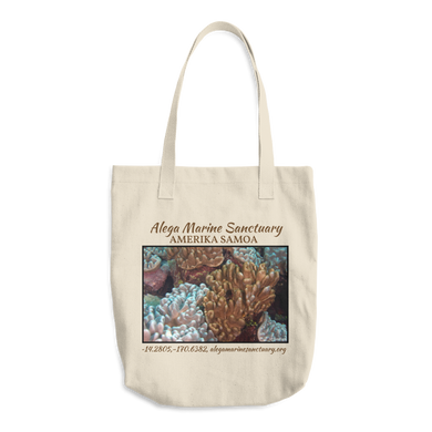 Save a reef Tote Bag!