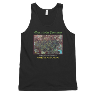 Faisua at home in Alega Classic tank top (unisex)