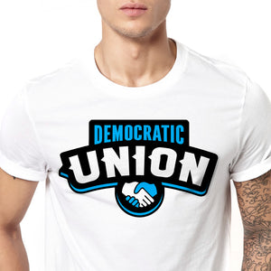 Democratic Union Label -  Unisex Shirt