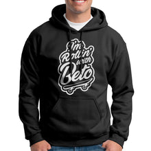 Load image into Gallery viewer, Rollin' with Beto - Unisex Hoodie
