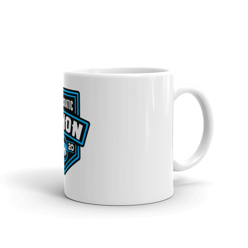 Democratic Union Badge - Mug