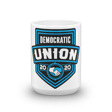 Load image into Gallery viewer, Democratic Union Badge - Mug