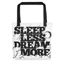 Load image into Gallery viewer, Dream More - Tote bag