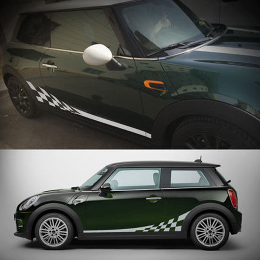 Side Sticker For  MINI Cooper