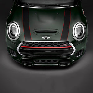 Mini Cooper Hood Sticker