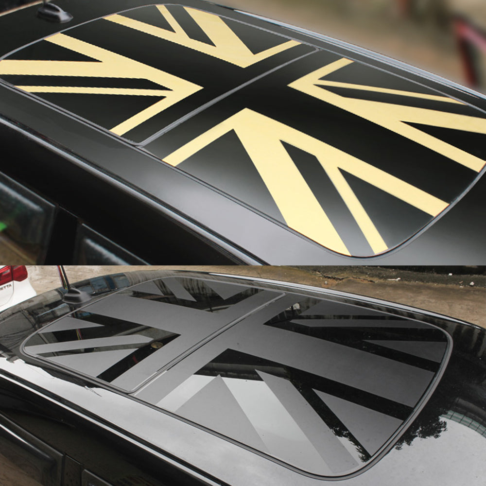 Mini Cooper Sunroof WrapFilm Flag (F Series)