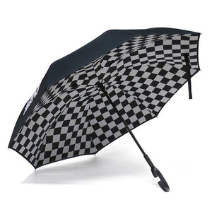 Mini Cooper Umbrella Windproof