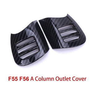 Carbon Fiber Air Vent Cover  Mini Copper F55 F56 F57