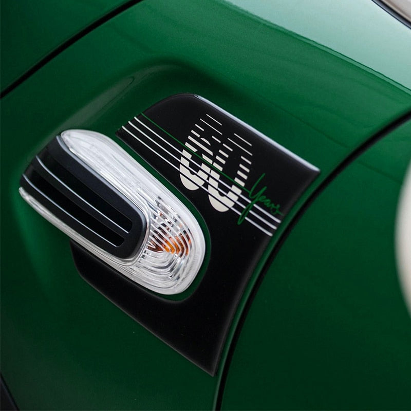 60th Anniversary Edition Mini Cooper
