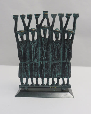Ruth Block Bronze Sculpture
