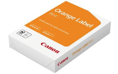Canon Orange Label