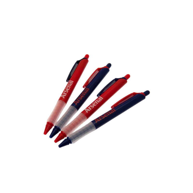 Arsenal F.C. 4pk Pen Set