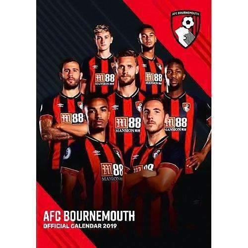 A.F.C. Bournemouth Calendar 2019 - AOT Sports