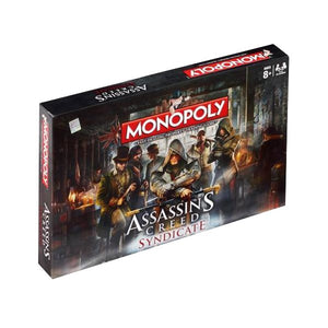 Assassins Creed Syndicate Edition Monopoly - AOT Sports