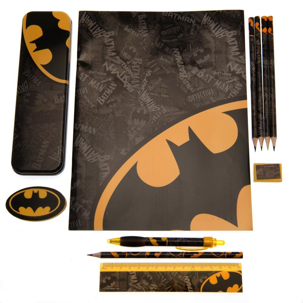 Batman Bumper Stationery Set - AOT Sports