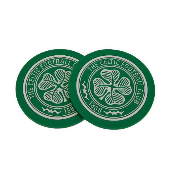 Celtic F.C. 2pk Coaster Set - AOT Sports