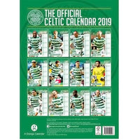 Celtic F.C. Calendar 2019 - AOT Sports