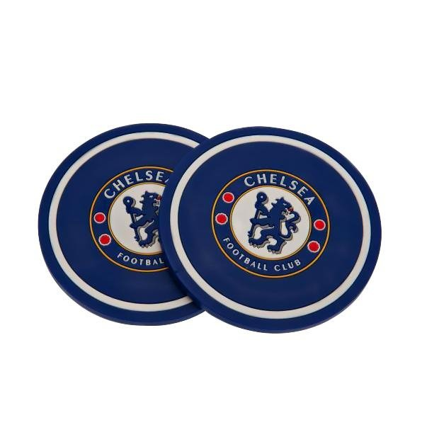Chelsea F.C. 2pk Coaster Set - AOT Sports