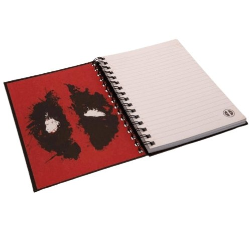 Deadpool Notebook - AOT Sports