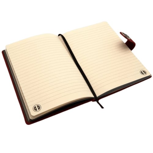 Deadpool Premium Notebook - AOT Sports