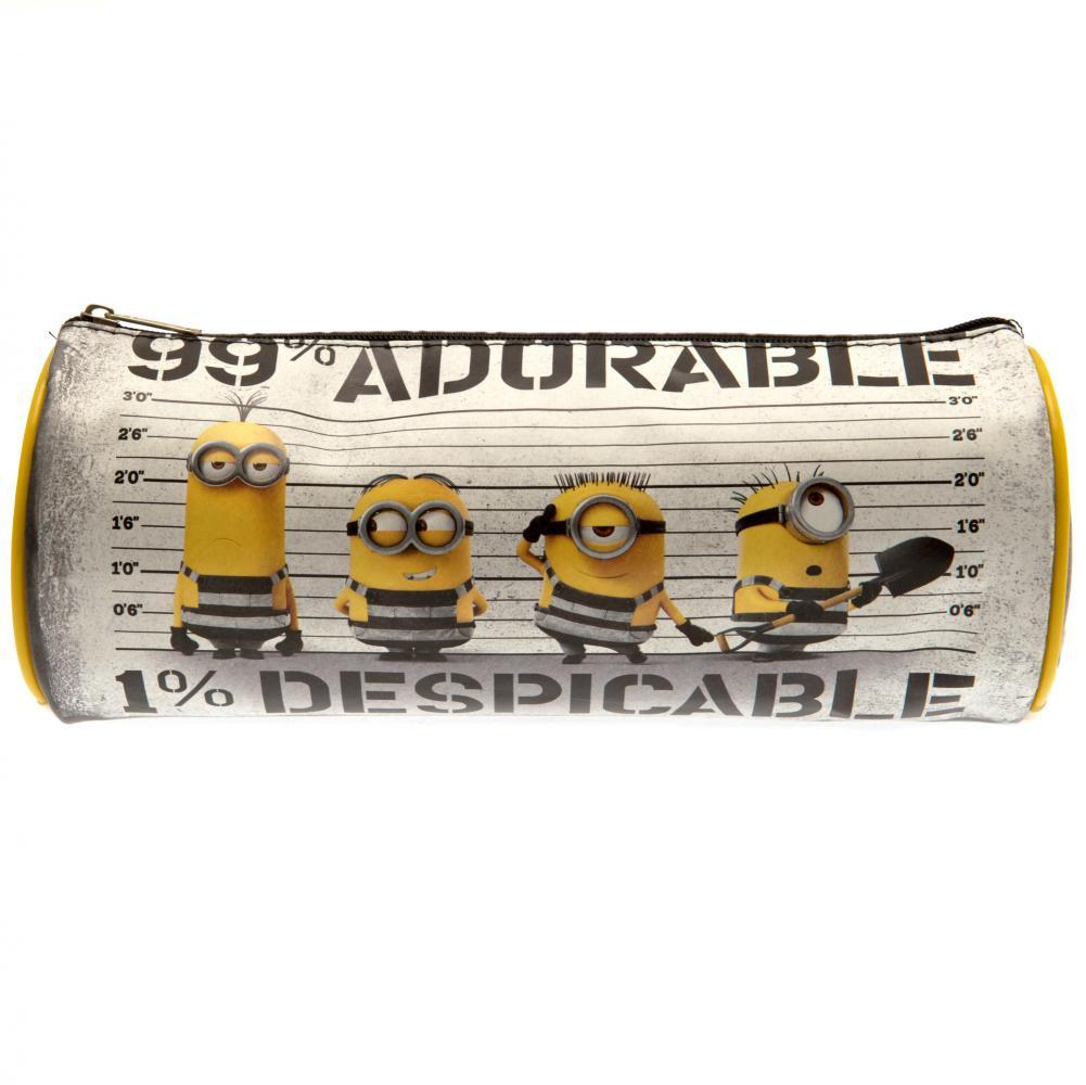 Despicable Me 3 Barrel Pencil Case - AOT Sports