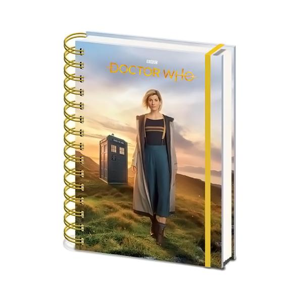 Doctor Who Notebook - AOT Sports