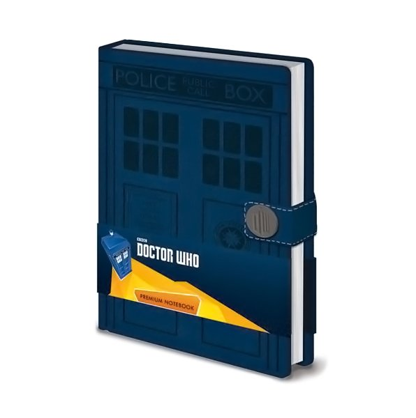 Doctor Who Premium Notebook - AOT Sports