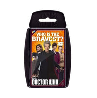 Doctor Who Top Trumps - AOT Sports