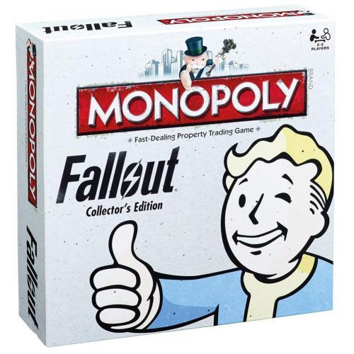 Fallout Edition Monopoly - AOT Sports