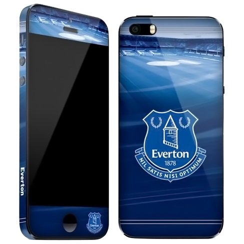 FREE Everton F.C. iPhone 5/5S Skin - AOT Sports
