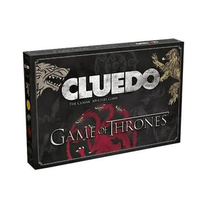 Game Of Thrones Edition Cluedo - AOT Sports